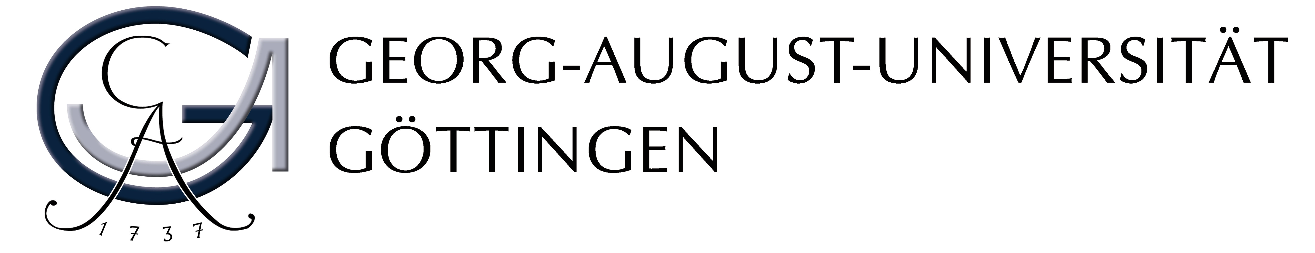 Logo der Universitaet, farbig, links