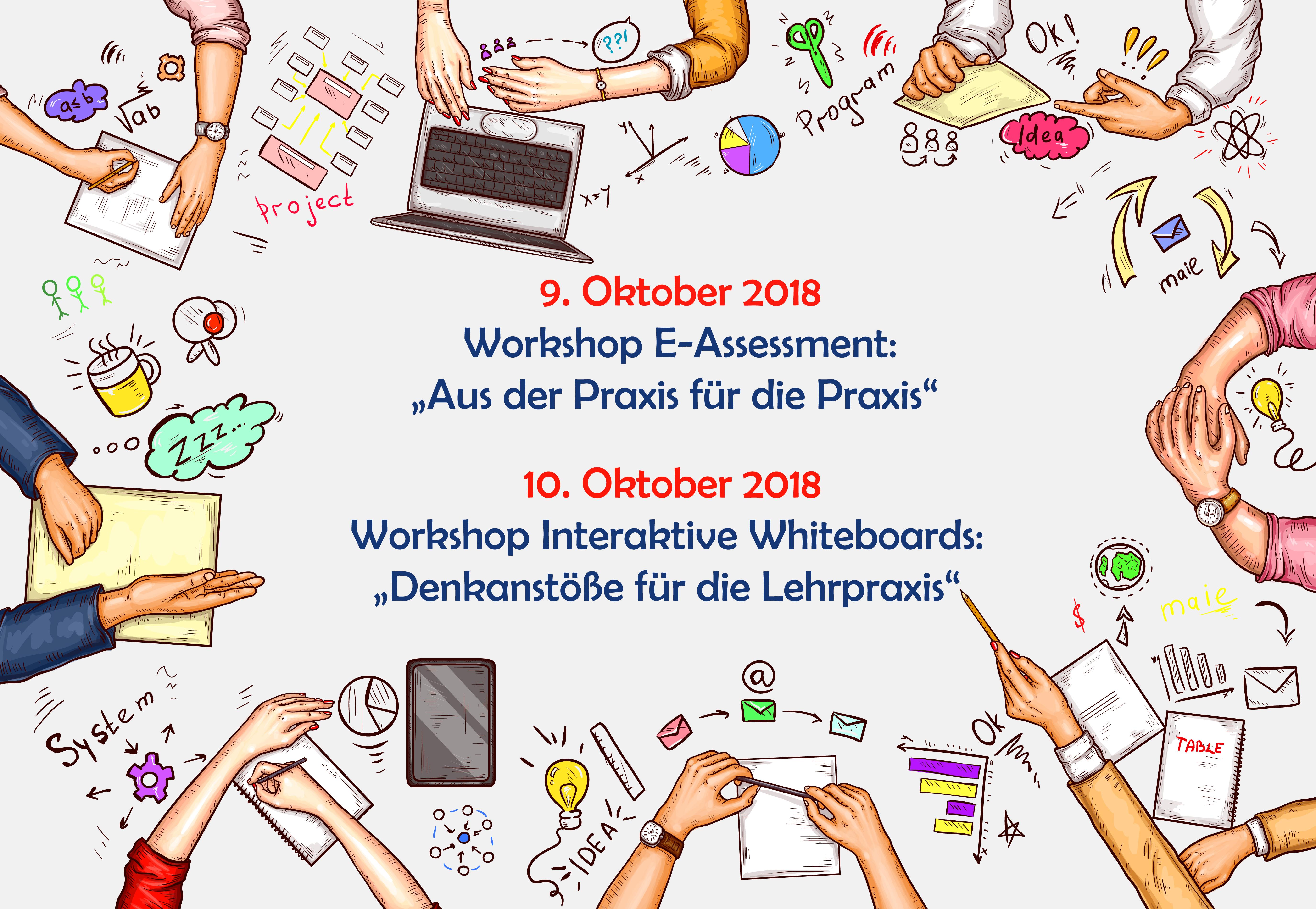 Workshops Titelbild