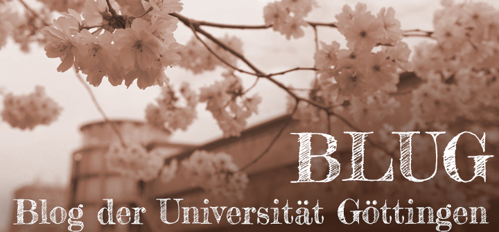 Blug - der Blog der Universität Göttingen