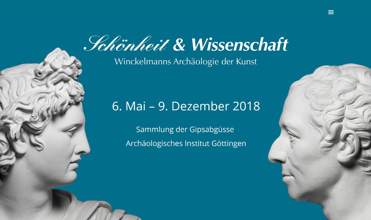 Winckelmann Ausstellung