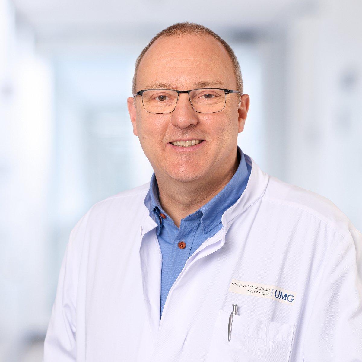 Prof. Dr. med. Frank Petzke