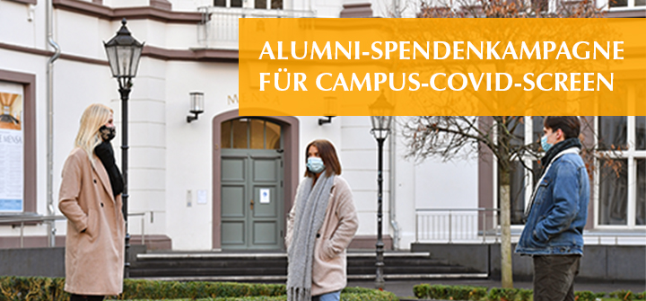 Alumni Spendenaktion